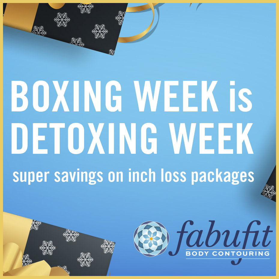 Fabufit Boxing Week 2018 SUPERSALE