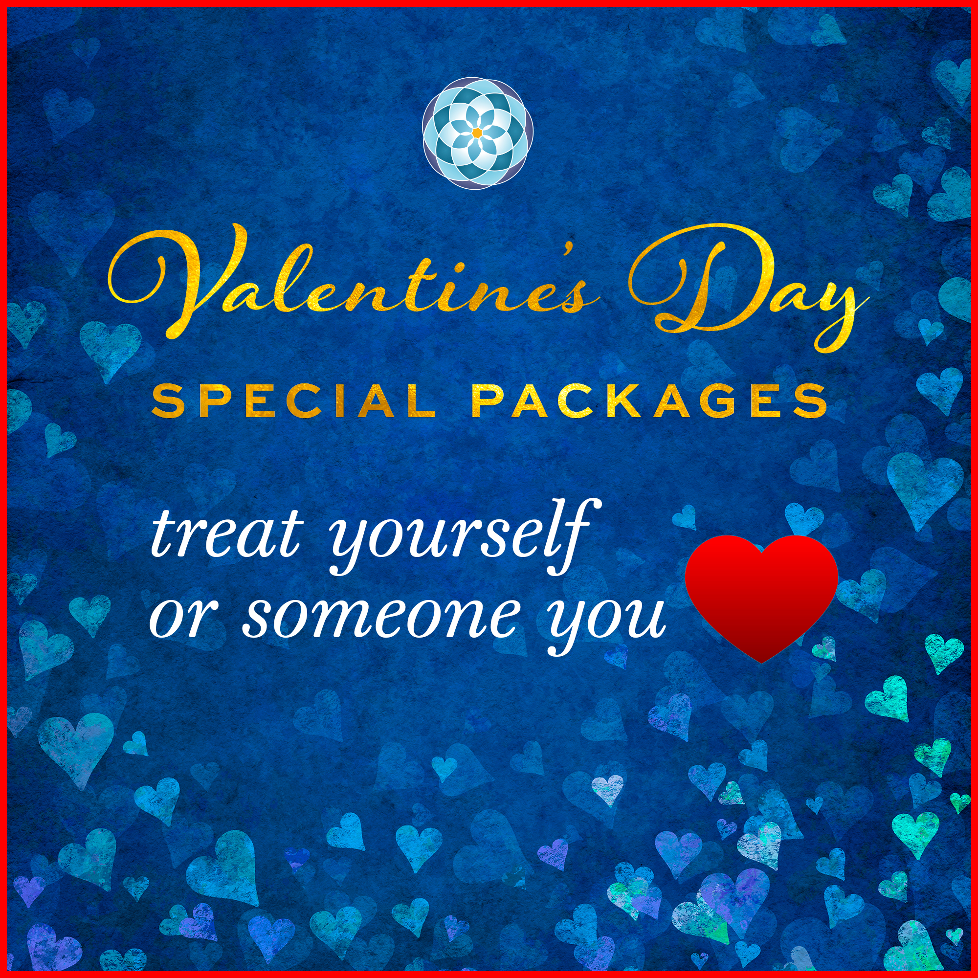Treat yourself to our Valentines Day specials