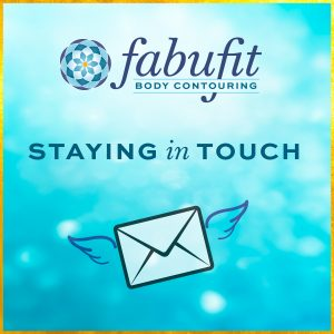 Stay in touch with Fabufit Spa
